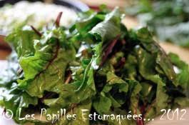 comment cuisiner les feuilles de betterave betteraves que faire avec les papilles estomaquées les