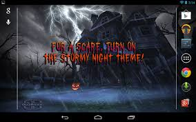 Live Halloween Wallpaper With Sound by Haunted House Hd Android Apps On Google Play