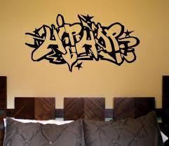 Wall Mural Decals Amazon by Amazon Com Wall Rap Hip Hop Art Large Mural Decal Sticker Gangsta