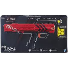 14 Gun Cabinet Walmart by Nerf Rival Apollo Xv 700 Blaster Red Walmart Com