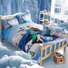 frozen bedding set twin size