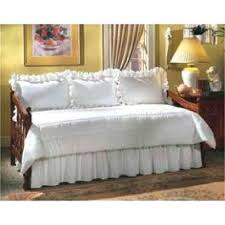 Walmart Daybed Bedding by Serenade Daybed Bedding Image With Astounding White Ruffle Daybed