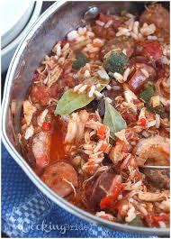 jambalaya crock pot recipe hearty cooker jambalaya the cooking