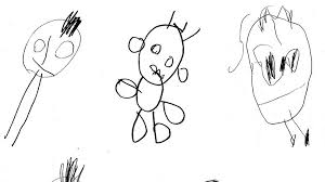 What Kids Drawings Say About Their Future Thinking Skills Shots