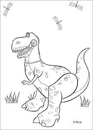 Toy Story 45 Coloring Page