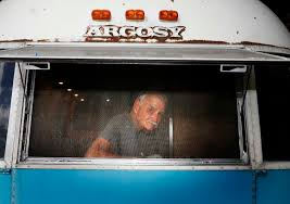 100 Restored Airstream Trailers San Antonio Man Has A Passion For Turning Old S
