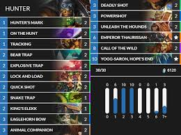 Hearthstone Decks Druid 2016 by The 5 Best Hearthstone Whispers Of The Old Gods Decks For Fun And