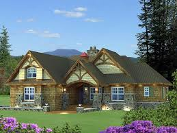 Craftsman Style House Plans Ranch by 81 Best Craftsman House Plans Images On Pinterest Craftsman