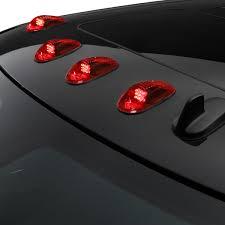100 Running Lights For Trucks DNA Motoring 20022018 Dodge Ram 15005500 5 X Red Lens LED Cab