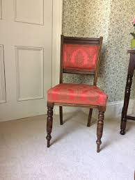 Late 19th Century Walnut Dining Chair On Turned Supports ... Antique Chairsgothic Chairsding Chairsfrench Fniture Set Ten French 19th Century Upholstered Ding Chairs Marquetry Victorian Table C 6 Pokeiswhatwedobest Hashtag On Twitter Chair Wikipedia William Iv 12 Bespoke Italian Of 8 Wooden 1890s Table And Chairs In Century Cottage Style Home With Original Suite Of Empire Stamped By Jacob Early