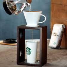 Starbucks City Mug StarbucksR Classic Pour Over Brewer Set