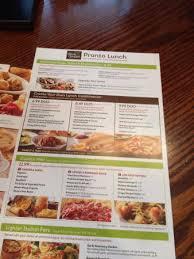 lunch menu Picture of Olive Garden Bellingham TripAdvisor