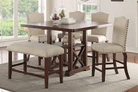 Dining Table Set (F2399 / F1549) Kitchen Design Table Set High Top Ding Room Five Piece Bar Height Ideas Mix Match 9 Counter 26 Sets Big And Small With Bench Seating 2018 Progressive Fniture Willow Rectangular Tucker Valebeck Brown Top Beautiful Cool Merlot Marble Palate White 58 A America Bri British Have To Have It Jofran Bakers Cherry Dion 5pc