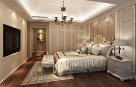 European-style Minimalist Bedroom Design With TV On Wall | 3D House Best House Photo Gallery Amusing Modern Home Designs Europe 2017 Front Elevation Design American Plans Lighting Ideas For Exterior In European Style Hd With Others 27 Diykidshousescom 3d Smart City Power January 2016 Kerala And Floor New Uk Japanese Houses Bedroom Simple Kitchen Cabinets Amazing Marvelous Slope Roof Villa Natural Luxury