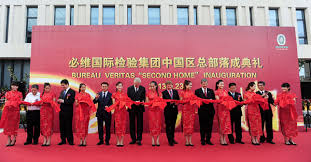 bureau veritas bureau veritas relocates china headquarter resource integration