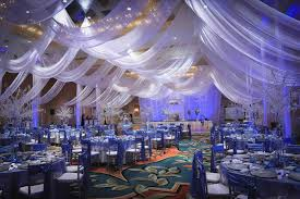 Beach Wedding Reception Decorations Diy Blue