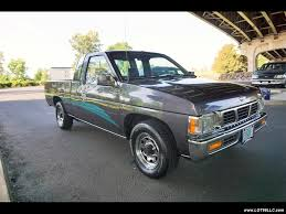 100 1995 Nissan Truck XE 137K Low Miles King Cab Automatic 2Door