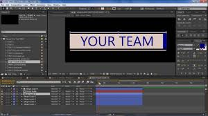 How To Change Text Color Image In After Effect Videoblocks Template