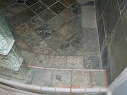 cleaning slate showers how to clean slate shower slate tile shower