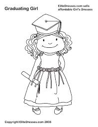 Free Printable Graduation Cap Coloring Page