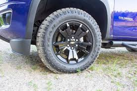 First Drive: 2016 Chevrolet Colorado Z71 Trail Boss Tire Suggestions For 17 Inch Rim Performancetrucksnet Forums 2014 Used Ram 1500 Slt Crew Cab 4x4 Premium Black Rims At Auto 17inch Steel Wheels Spoke Rims Modular Car View Truck Wheels And Suv By Rhino Tyre H2o One Stop Sdn Bhd A Big Whopper 30 Inch Rim Chevy Silverado Tires 18 19 20 22 24 Custom Chrome Packages Caridcom Wheel And Tire Packages Inch Vintage Mustang Hot Rod Kmc Rockstar 2 Wheels X1 Rims Alloys 4x4 Ranger Colorado Bmw 1 Series Alloy 207 Style M Sport E87 E88 E81 Mags 2054017 Tyres Junk Mail T01 Off Road Tuff