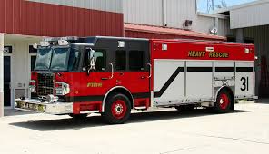 Heavy Rescue Apparatus - Fairview Fire Dept. | EVI