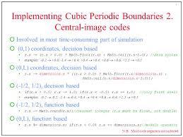 1 ce 530 molecular simulation lecture 3 david a kofke department