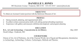 Student Objective For Resume Objectives Example Good Regarding College