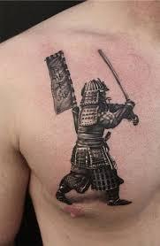 Samurai Chest Tattoo Top 144 Tattoos For Men