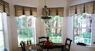 Modern Valances For Dining Room