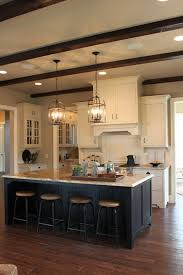 pleasing black kitchen island with brown cabinets 2 creative