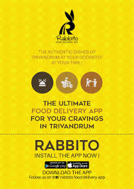 Rabbito Food Delivery App On Twitter: