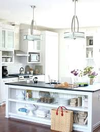 contemporary white kitchen island pendant lighting ideas