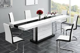 esstisch tisch designertisch luxus hochglänzend esszimmer