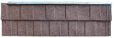 4 Inch Drain Tile Menards by Terrabella Znap Stone Coated Steel Shingles At Menards