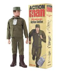 Most Decorated Soldier Uk by Action Man Am712