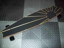 grip your longboard deck 10 steps with pictures
