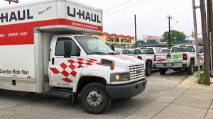 So Many People Moving Out Of The Bay Area Is Causing A U-Haul Truck ... Renting A Uhaul Truck Cost Best Resource 13 Solid Ways To Save Money On Moving Costs Nation Low Rentals Image Kusaboshicom Rental Austin Mn Budget Tx Van Texas Airport Montours U Haul Review Video How To 14 Box Ford Pod When Looking For A Moving Truck Youll Likely Find Number Of College Uhaul Trailers Students Youtube Self Move Using Equipment Information 26ft Prices 2018 Total Weight You Can In Insider