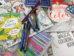 Adult Coloring Books And Markers In New York AP Photo Beth J