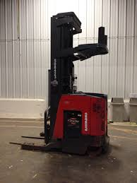 100 Raymond Reach Truck Used Model TT Scissor Used Lift Equipment
