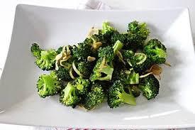 brokkoli aus der pfanne