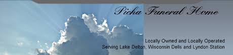 Picha Funeral Home Lake Delton WI