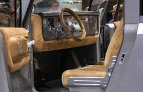 Concept Car of the Week Ford Bronco 2004 Car Design News