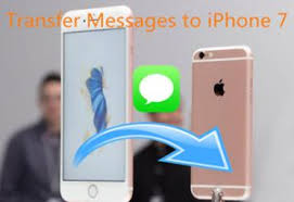 How to Transfer Text Messages from Old iPhone to New iPhone 7