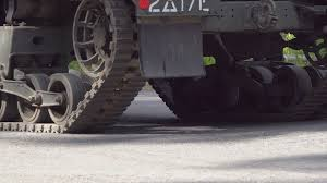 The Flat Chained Tires Of The Military Truck Stock Video Footage ... Whosale New Tires Tyre Manufacturer Good Price Buy 825r16 M1070 M1000 Hets Military Equipment Closeup Trucks In The Field Russian Traing Need 54inch Grade Truck Call Laker Tire For Vehicles Humvees Deuce And A Halfs China 1400r20 1600r20 Off Road Otr Mine Cariboo 6x6 Wheels Welcome To Stazworks Extreme Offroad Page Armored On Big Wehicle Stock Photo Image Of Military Truck Tire Online Best 66 And Thrghout 20