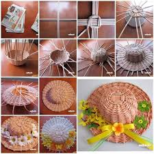 DIY Craft Tutorials From Old Newspapers Magazines
