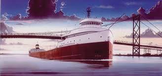 the sinking of the ss edmund fitzgerald irish america