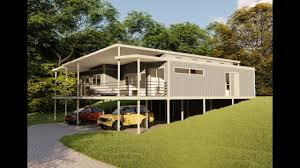 104 Shipping Container Homes For Sale Australia 2 Bedroom 1 Extra Room Home In Qld Youtube