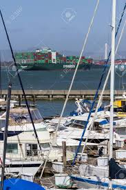 100 Shipping Containers San Francisco California May 11 Busy Bay Area With Luxury