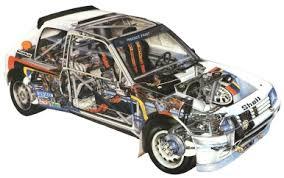 Peugeot 205 T16 E1 E2 Homologation Version